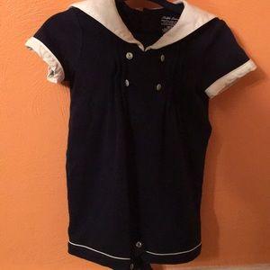 Ralph Lauren sailor suit